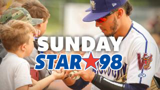 Take Me Out to the Rattlers!  Brewer Sundays with Star 98!