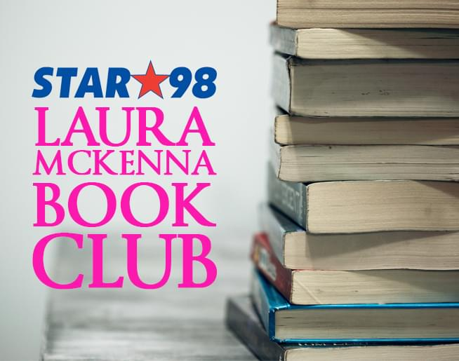 Join the Laura McKenna Book Club and win!