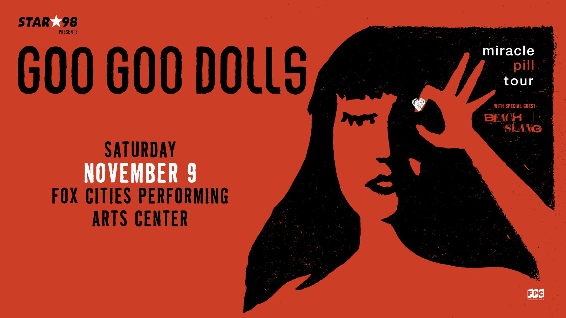 The Goo Goo Dolls are Coming!!!!