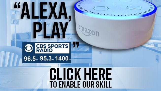 Listen Live with Alexa | CBS Sports Radio Harrisburg | WHGB-AM