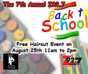 Z92.7 Back To School Event!