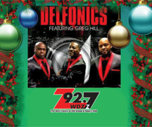 Win Delfonics Tickets