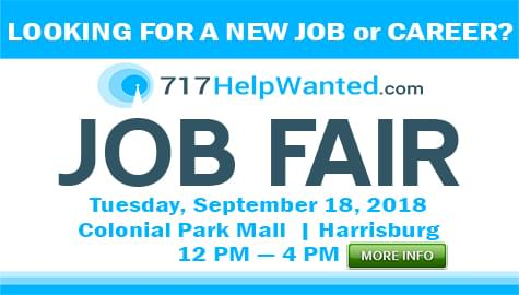 The 717 HelpWanted.Com Job Fair