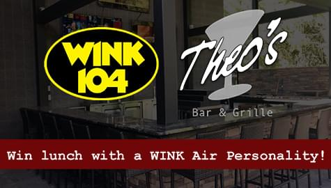 Win Lunch with a WINK 104 Air Personality