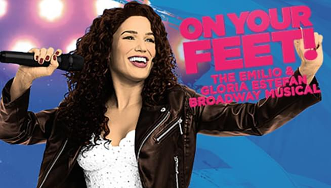 On Your Feet! Ticket Giveaway
