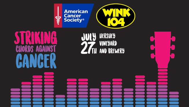 Striking Chords Against Cancer • July 27