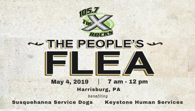 SAVE THE DATE: The People's Flea – May 4, 2019