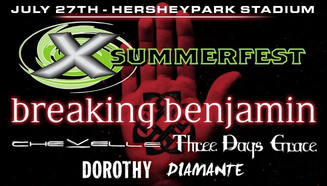 105.7 The X Summerfest