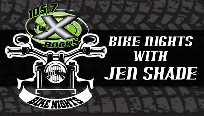 X Bike Night with Jen Shade