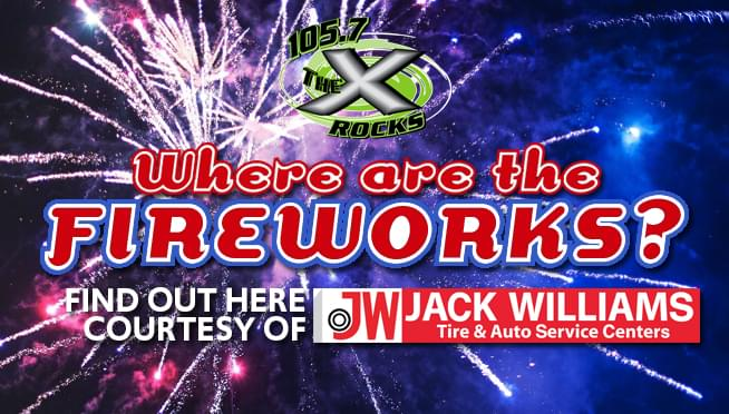 Local Fireworks Displays 2019