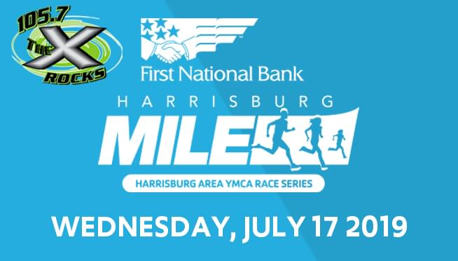 First National Bank Harrisburg Mile – July 17