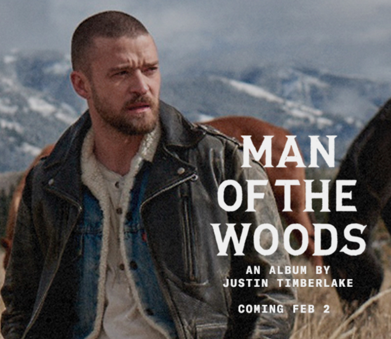 New Music Coming from Justin Timberlake