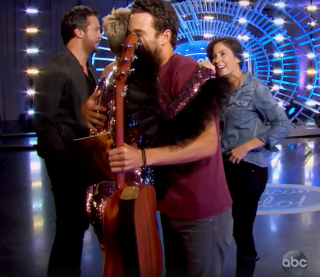 """Katy Perry Falls in Love with """"American Idol"""" Contestant"""