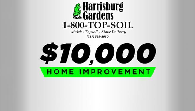 Harrisburg Gardens $10,000 Home Improvement Check Contest