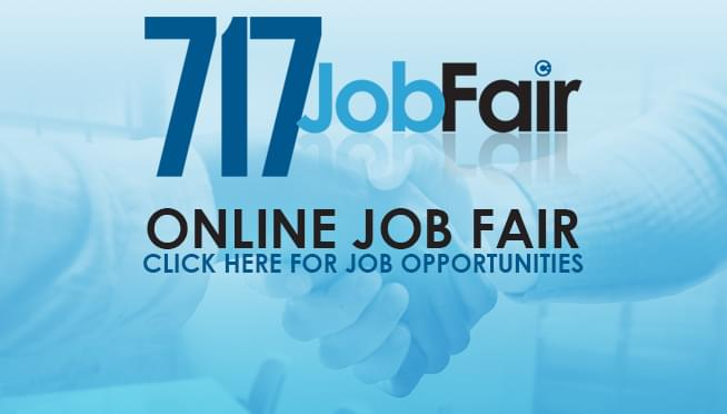 717 Job Fair – Online Job Fair Now Available!