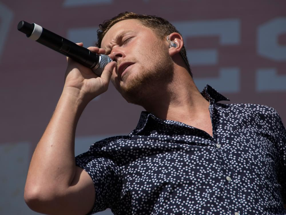 "Listen to Scotty McCreery's New Single, ""In Between"""