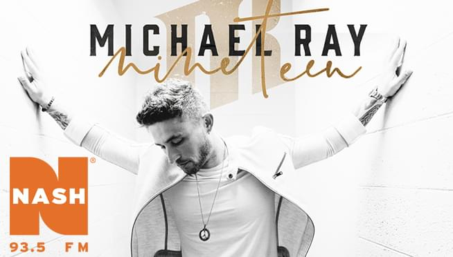 Michael Ray Concert Giveaway