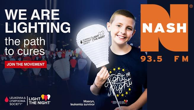 Leukemia & Lymphoma Society – Light the Night – September 21 & October 4