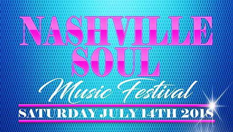 WHRP Has Your Tickets To the Nashville Soul Music Festival – Coming July 14th!