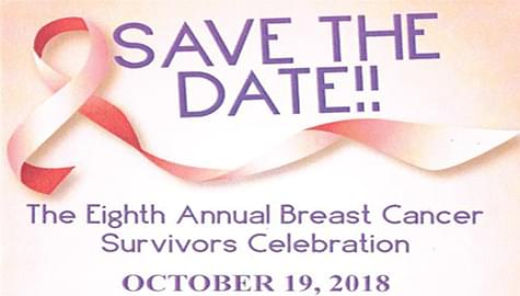 Kimberly Falls Jones 8th Annual Breast Cancer Survivors Celebration – Saturday, Oct, 19th!