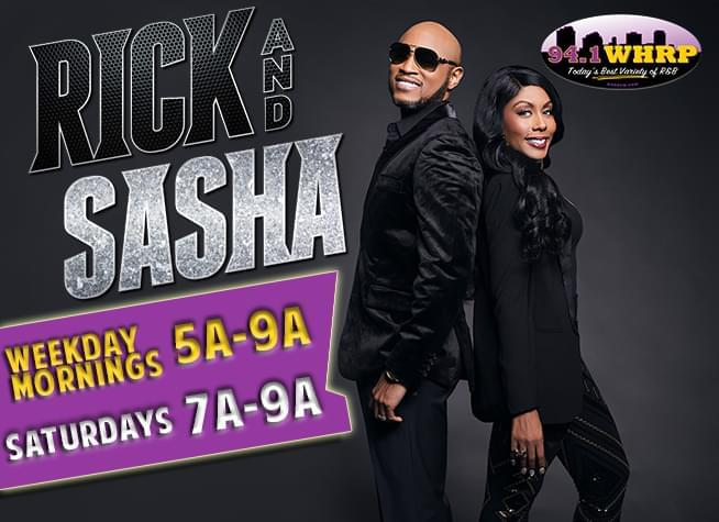 Rick & Sasha Weekend Show