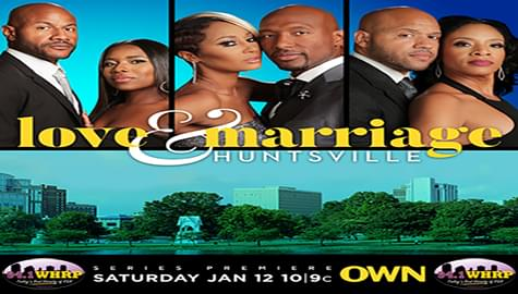"Watch The New ""Love & Marriage Huntsville"" On OWN And Win With 94.1 WHRP!"
