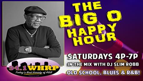 THE BIG O HAPPY HOUR