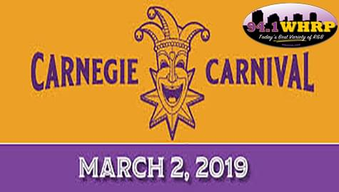 2019 Carnegie Carnival And Parade – Saturday, March 2nd In Decatur!
