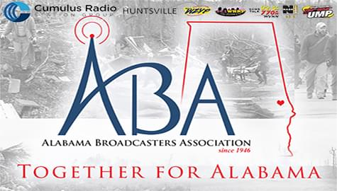 """Join us In Supporting """"Together For Alabama"""" Tornado Relief!"""