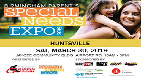 Special Needs Expo – Saturday, March 30th!