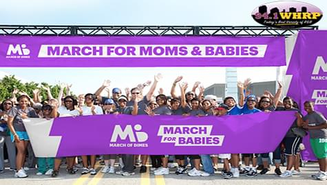 Huntsville March For Babies – Saturday, May 4th!