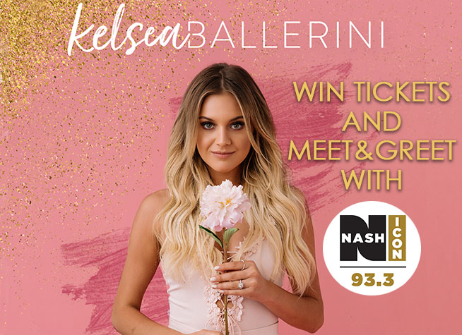 Win tickets and vip meet greet to kelsea ballerini in birmingham her first 3 singles went to 1 she won billboards rising star and the acm awards new female vocalist of the yeard now kelsea ballerini is coming to m4hsunfo