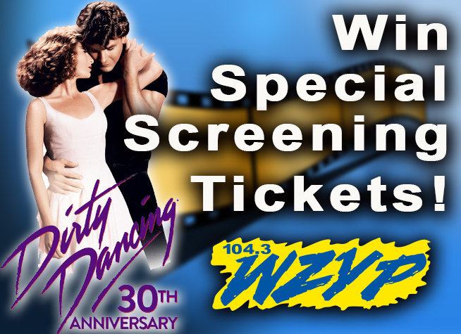 DIRTY DANCING 30TH ANNIVERSARY!