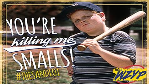 """Win Tickets To The 25th Anniversary Re-Release Of """"The Sandlot""""!"""
