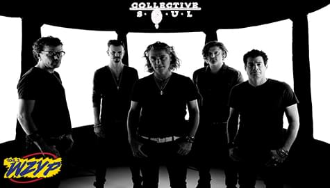 Win Tickets To See Collective Soul – Oct. 24th At The VBC Concert Hall!