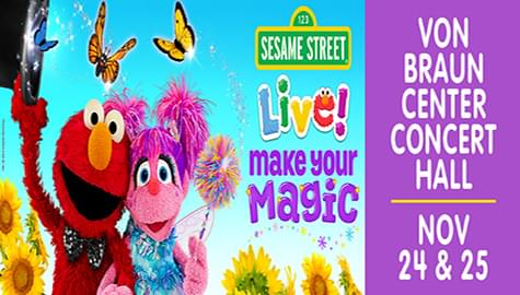 """Sesame Street Live! Make Your Magic"" – Win Tickets With ZYP!"