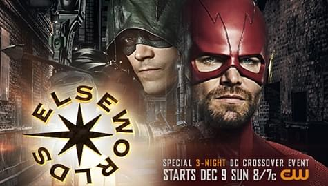 """Watch The CW's Epic Crossover """"Elseworlds"""" And Win With ZYP!"""