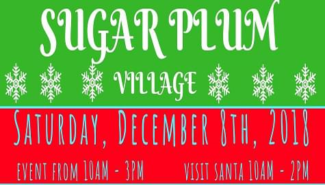 Join ZYP At Sugar Plum Village – Saturday, Dec. 8th At Insanity Complex!