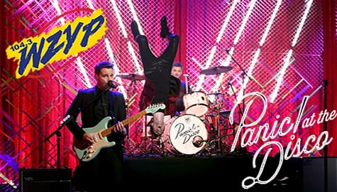 ZYP Has Your Last Chance At Panic At The Disco Tickets – Jan. 25th In Nashville!