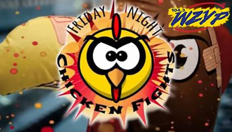 Join ZYP For Friday Night Chicken Fights With Madison Parks & Rec!