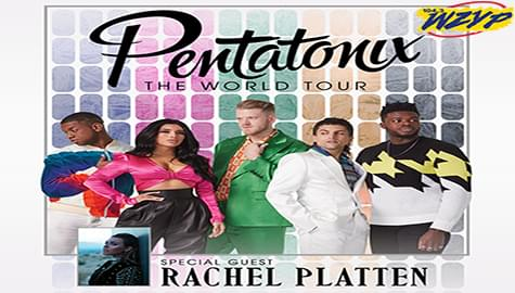 ZYP Has Your Tickets To Pentatonix – May 25th At The VBC!