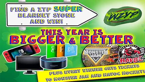 ZYP's SUPER Blarney Stones – Now Bigger And Better Than Ever!