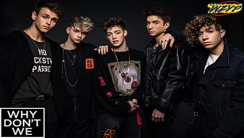 Win Tickets To See Why Don't We – Aug. 21st At Oak Mountain!