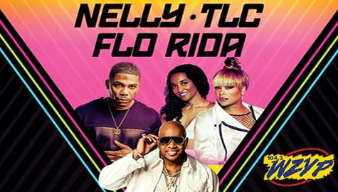 Win Tickets To See Nelly, TLC And Flo Rida – July 23rd At Tuscaloosa Amphitheater!