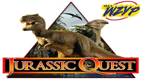 """Win Tickets To """"Jurassic Quest"""" – July 26-28 At The VBC!"""