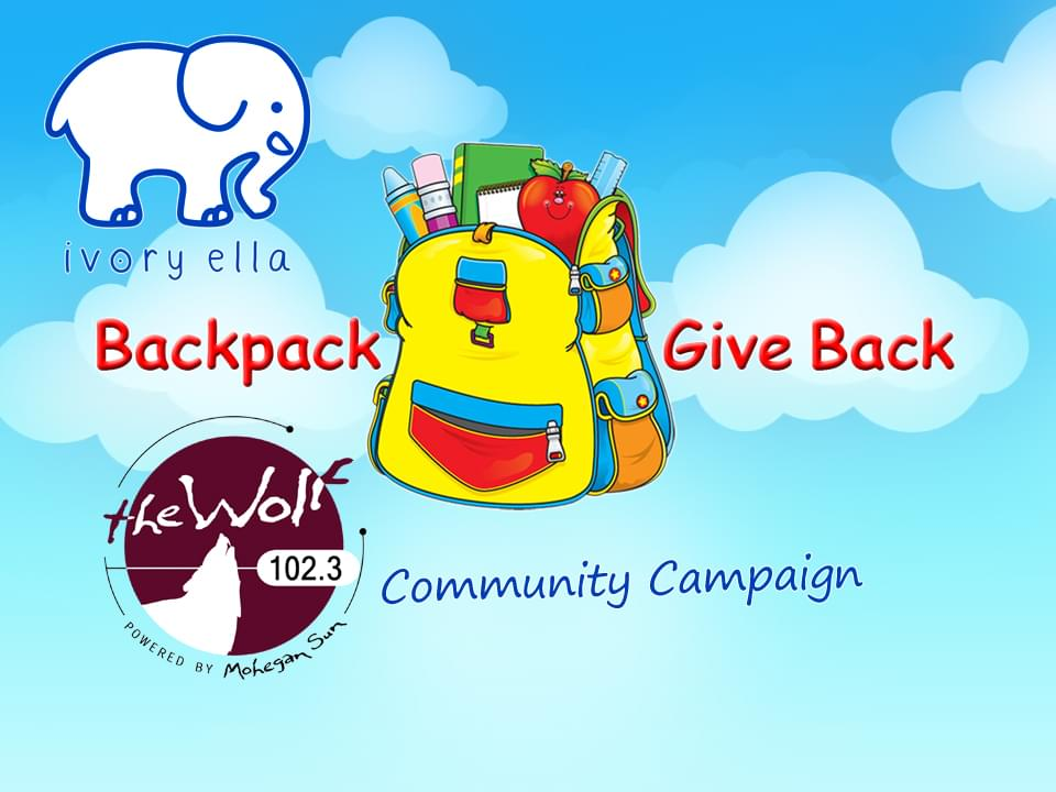 Backpack Give Back!