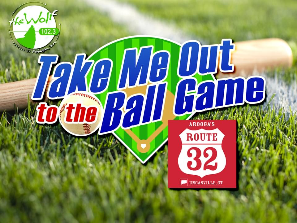 102.3 The Wolf's Take Me Out to the Ballgame