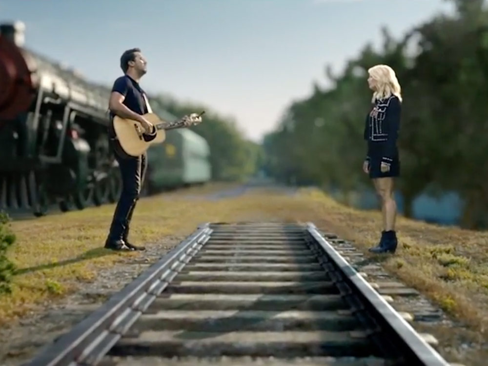 "Watch New ""Forever Country"" Music Video With George Strait, Dolly Parton, Willie Nelson, Carrie Underwood & More"