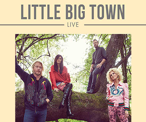 Win Tickets to Little Big Town
