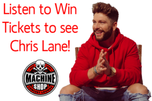 A Night with Chris Lane